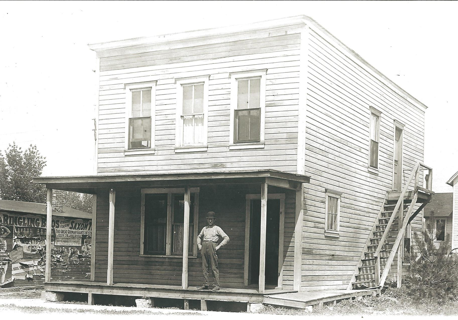 1910 Hayward Boarding House