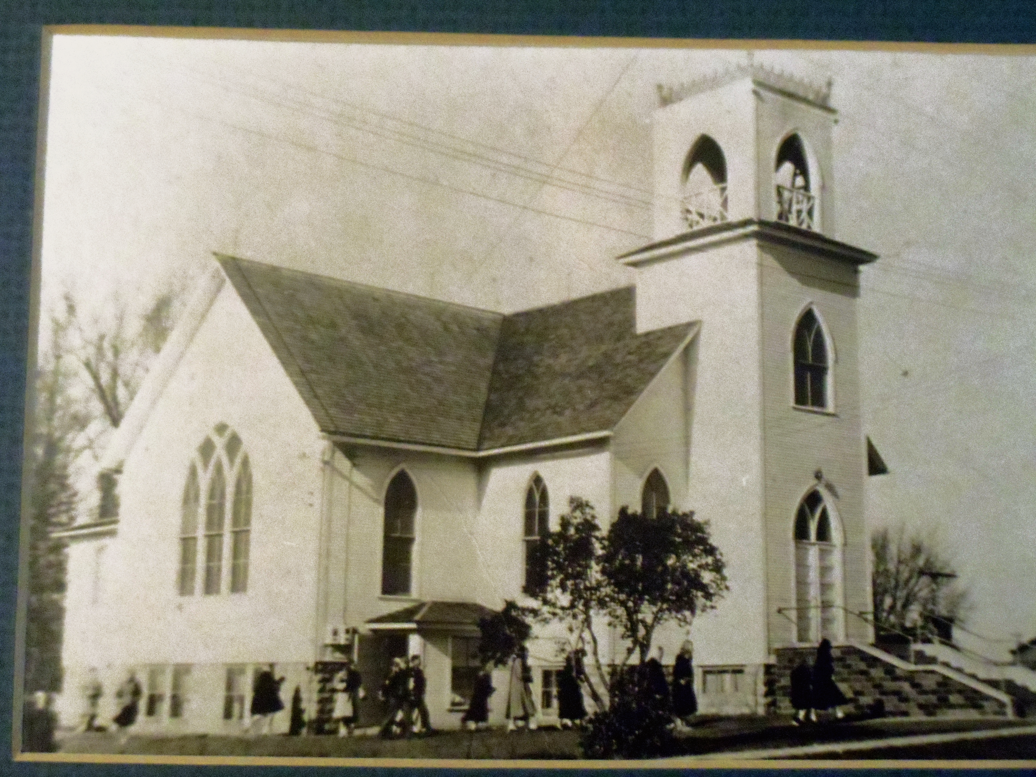 Hayward Church